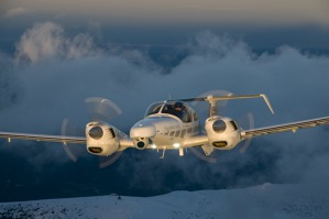 Diamond Aircraft DA42 Special Mission. Foto: Composit Airplanes
