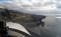 Funchal Airport, Madeira in the Atlantic. Photo by Flying Revue