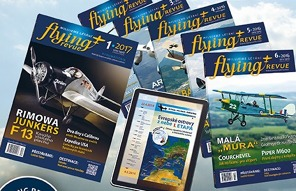 Flying Revue as a printed Magazine. At this time only in czech.