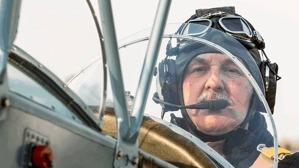 Miloš Dermišek – Executive director Galileo Training/Flying Revue, pilot, flight instructor, a fan of classic airplanes, aircraft builder